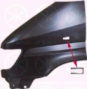 MERCEDES SPRINTER (W901/2/3/4) 96-06 WING, LEFT FRONT, WITH HOLE FOR INDICATOR kk3546311